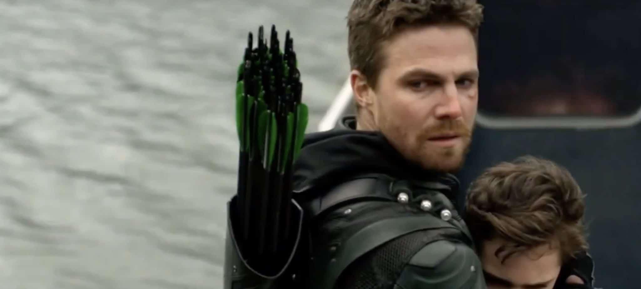 Arrow saison 8