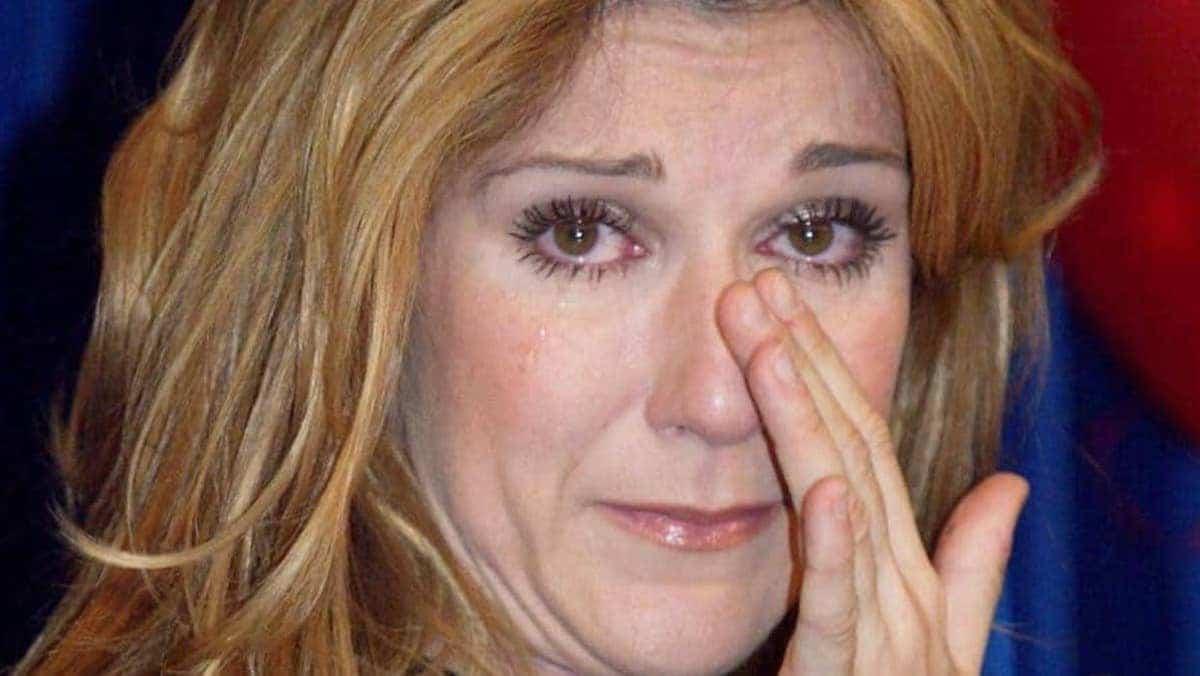 Celine Dion son message bouleversant