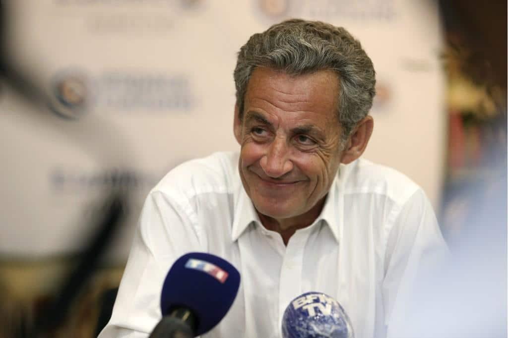 Nicolas Sarkozy se prononce sur sa fin en politique