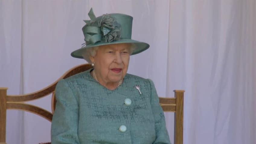 Elizabeth II la reine d'Angleterre