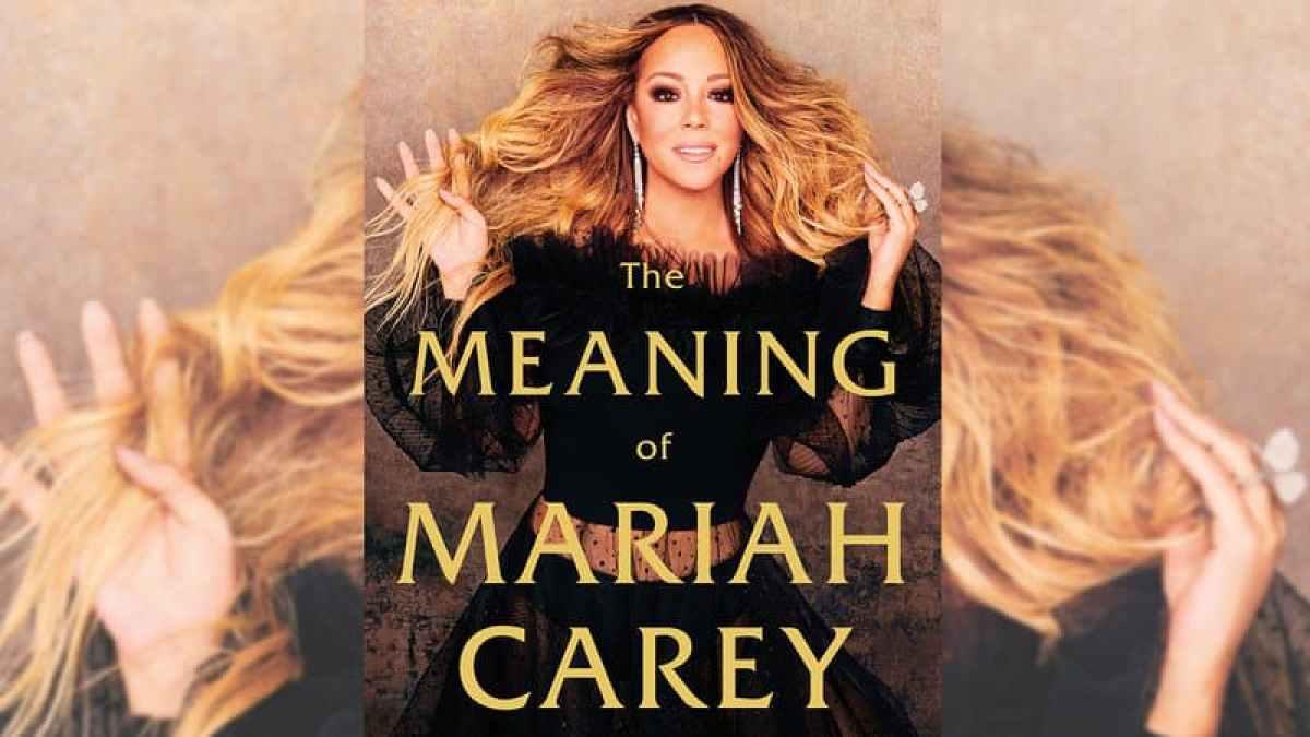 autobiographie de mariah carey
