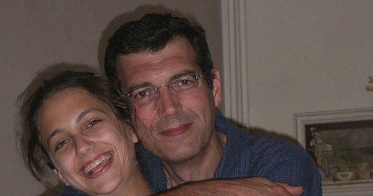 Xavier Dupont Ligonnès et sa fille