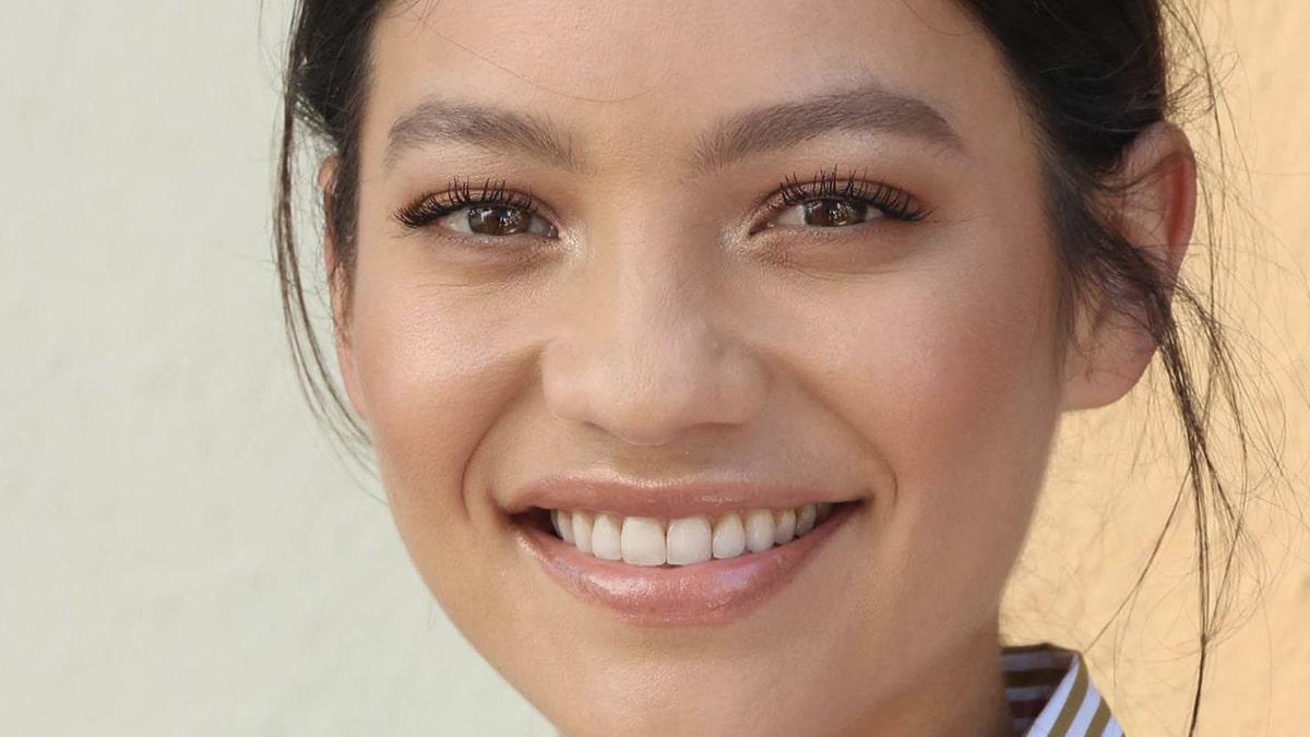 Femme sans maquillage
