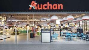 Incroyable, une annonce choquante de l'enseigne de la grande distribution Auchan d'air un scandale chez ses concurrents !