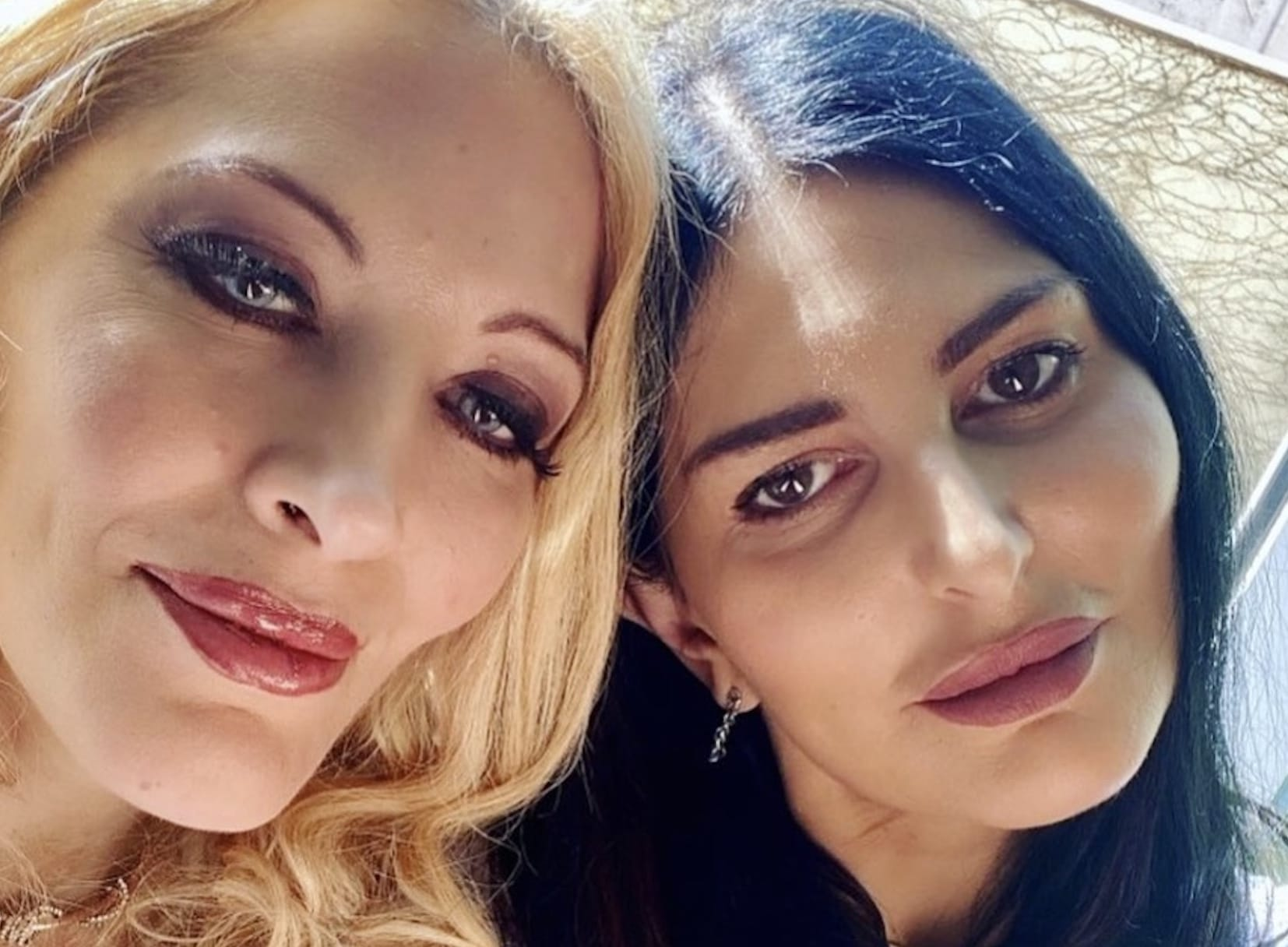 Loana et Sylvie