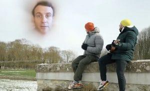 Mcfly et Carlito donne un coup de jeune à Emmanuel Macron avec leur vidéo sur les gestes barrières qui fait du buzz !