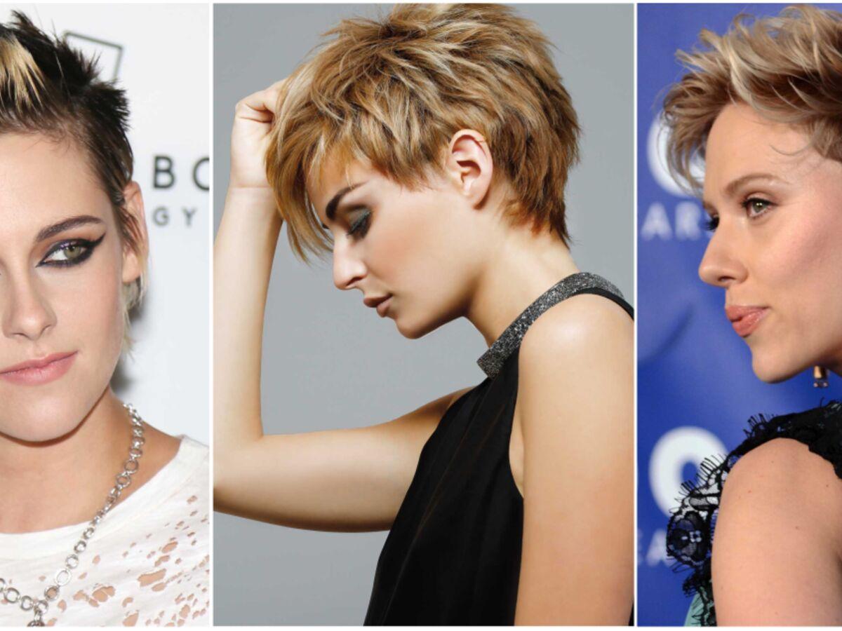 Le carré, la coupe boyish, ces coiffures qui vous feront vous sentir comme une star à la rentrée!