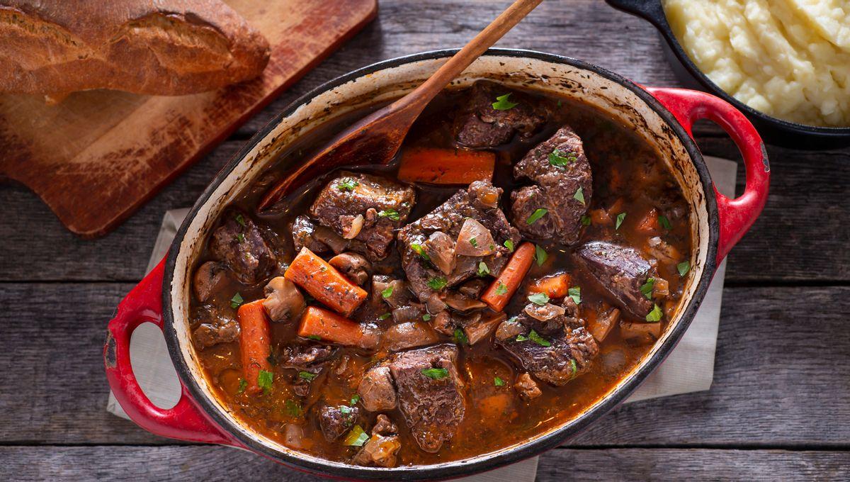 Cuisine: le bœuf bourguignon ce plat typiquement français qui a le vent en poupe!