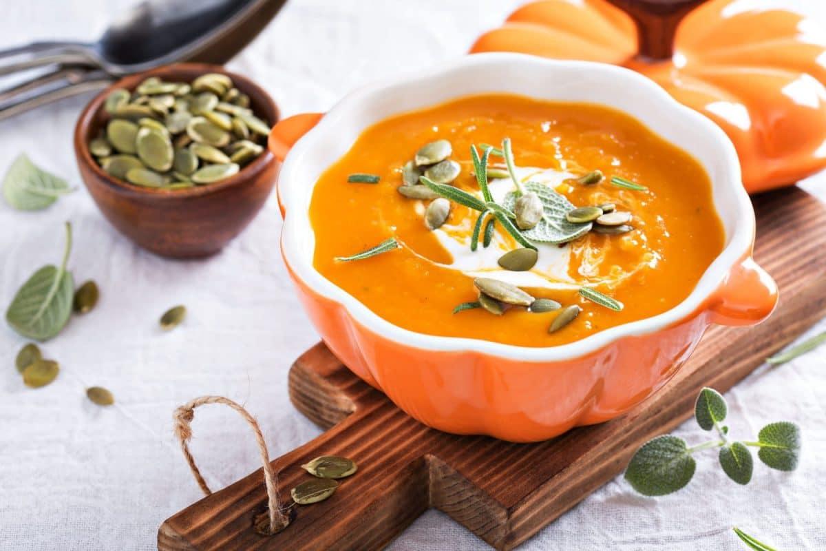 Alimentation et perte de poids : voici ces aliments d'automne dont vous pouvez abuser sans prendre un gramme!