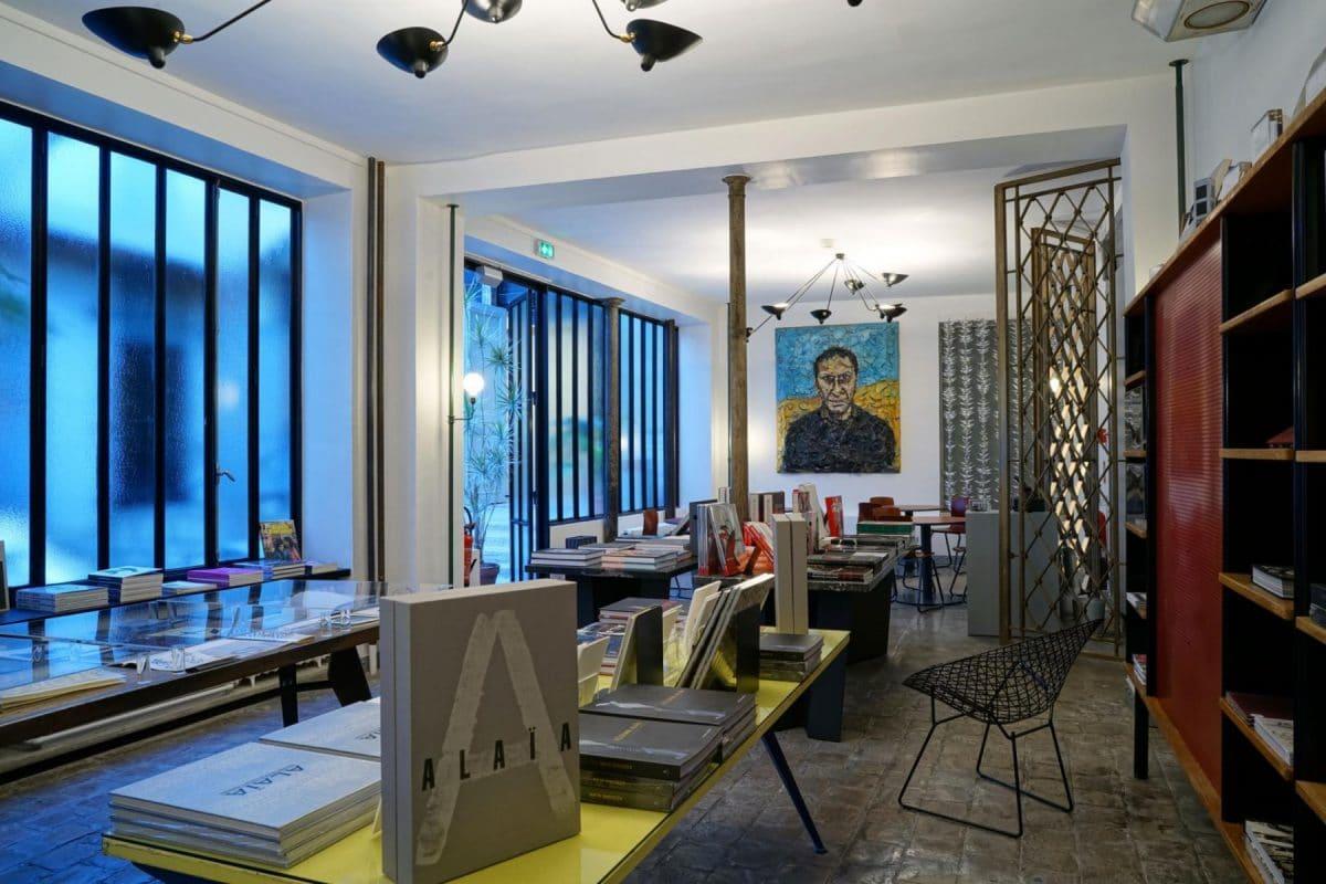 Le restaurant de la maison ALAÏA ouvert pendant la Fashion Week sera-t-il le prochain restaurant incontournable à Paris?