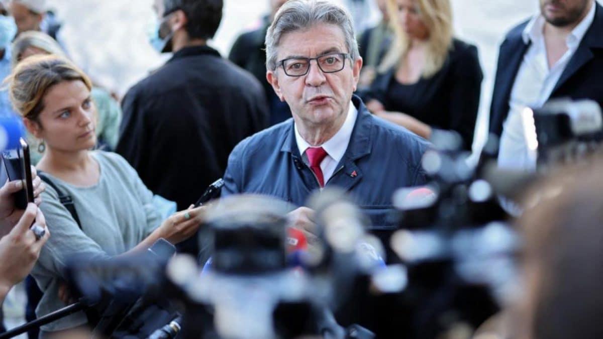 Justice: Jean-Luc Mélenchon condamné pour diffamation!