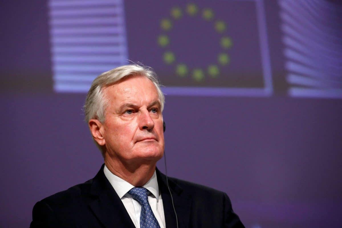 Présidentielle 2022 : le quinquennat d'Emmanuel Macron passé au crible par Michel Barnier!