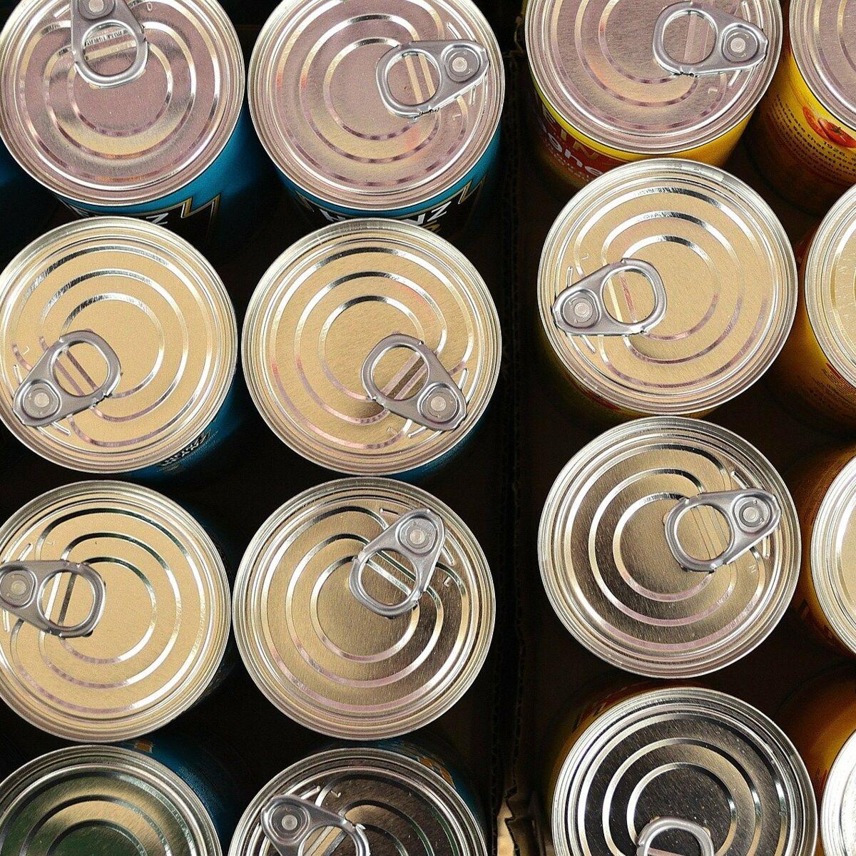 Alimentation saine : la consommation de boîtes de conserve est-elle réellement dangereuse? Démêlons le vrai du faux!