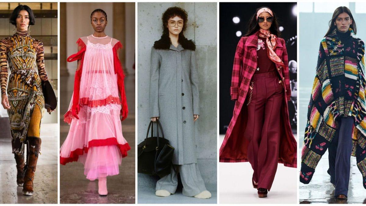 Tendance automne2021: découvrez les tenues marquantes de la Fashion Week!