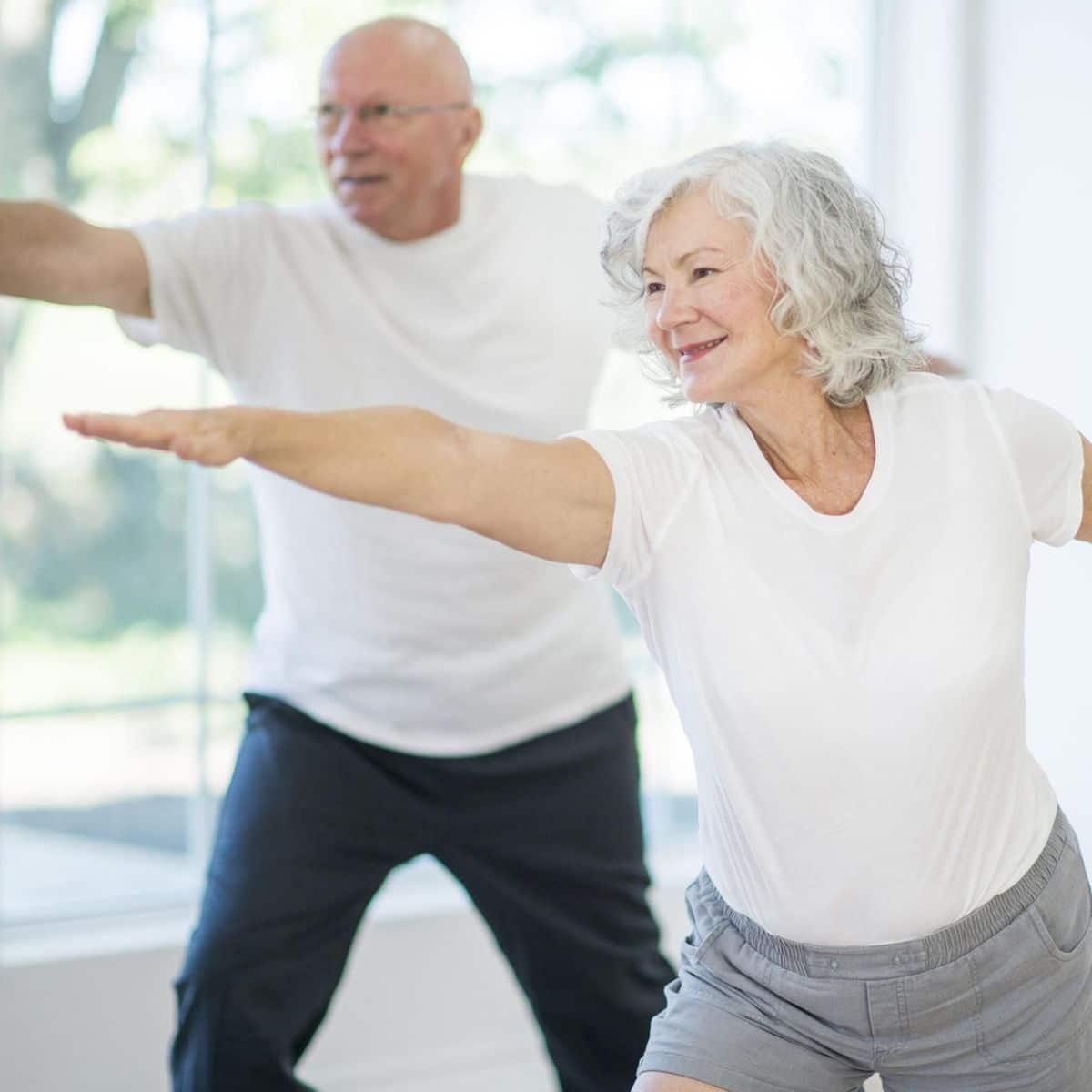 Santé mentale : le sport pourrait aider les personnes souffrant d'Alzheimer à se porter mieux !