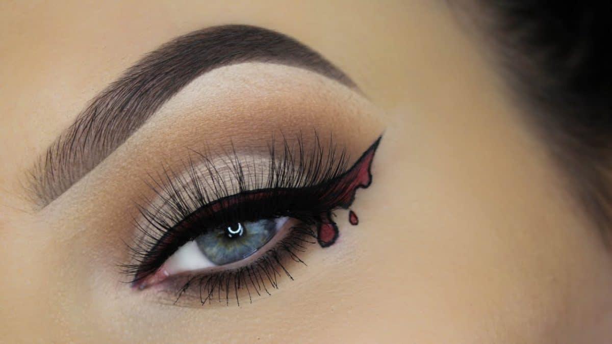 maquillage-eye-liner
