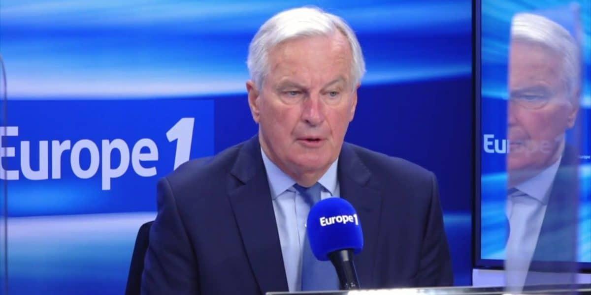 Invitée de l'émission Élysée2022 Michel Barnier fustige la politique migratoire de la France et de l'Europe!