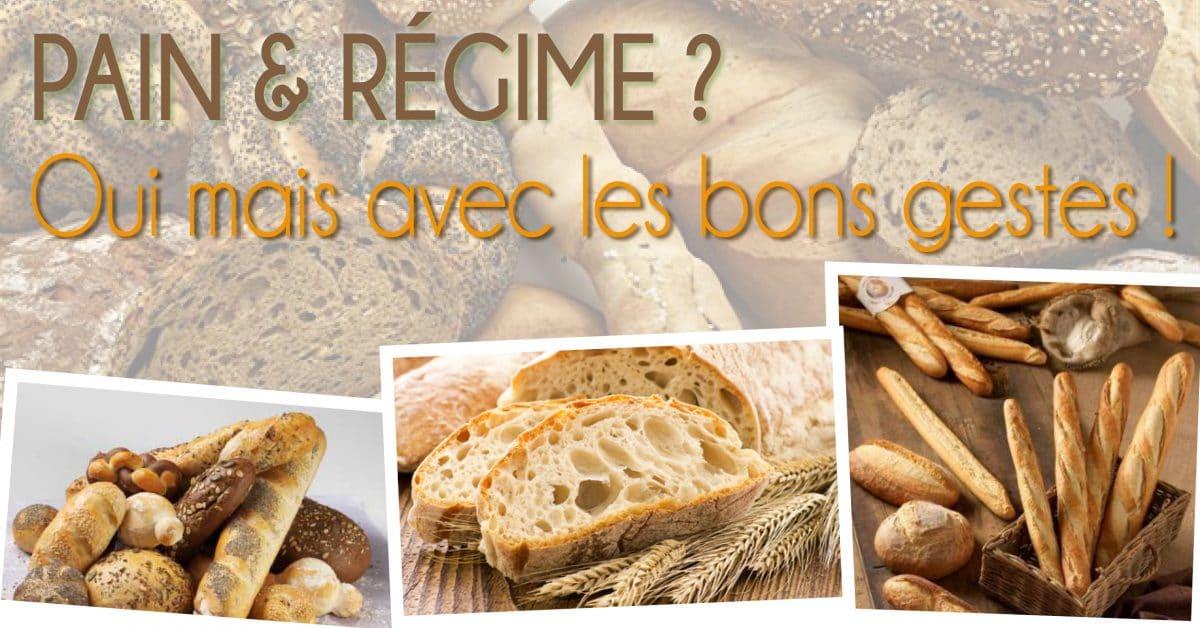 Astuce santé : manger du pain sans se soucier des calories, les pains à privilégier et consommer sans modération !