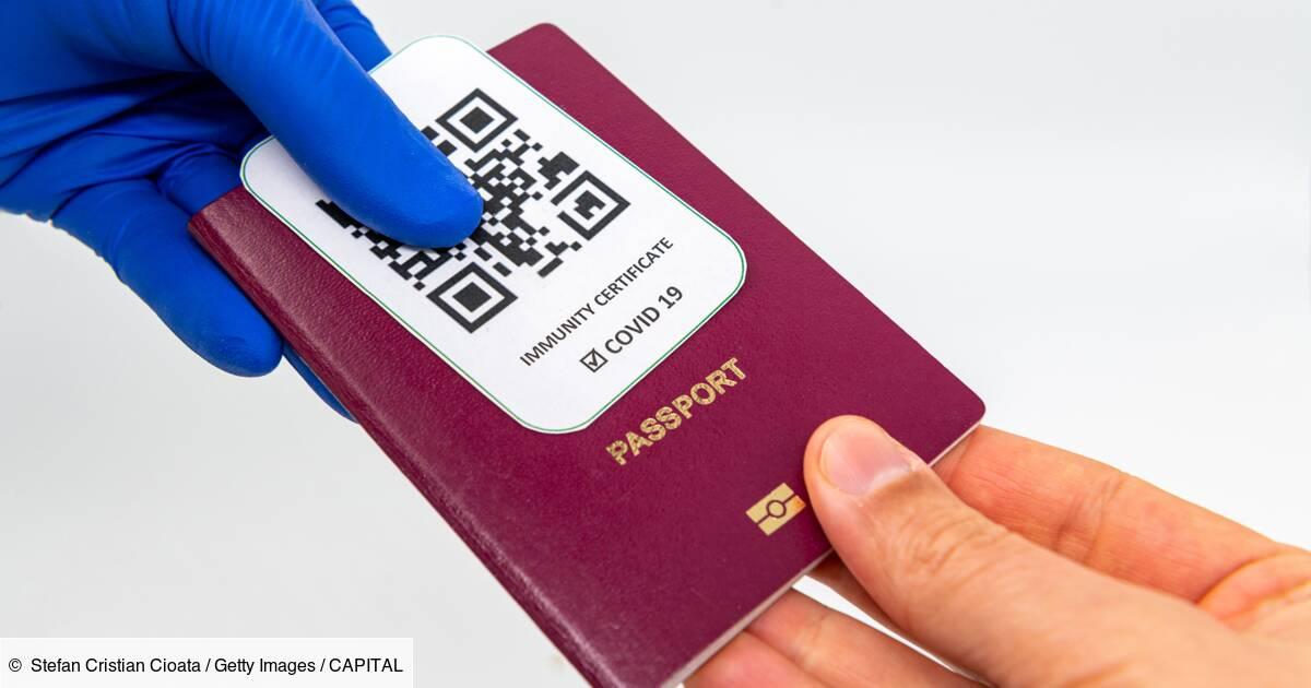 Pass sanitaire en France : Jean Castex voudrait introduire un projet de loi pour le prolonger jusqu'au 15 novembre!