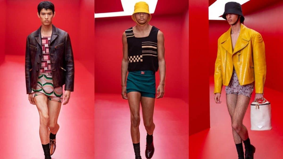 Mode : la semaine de la mode italienne débute avec les défilés printemps-été 2022 à Milan !