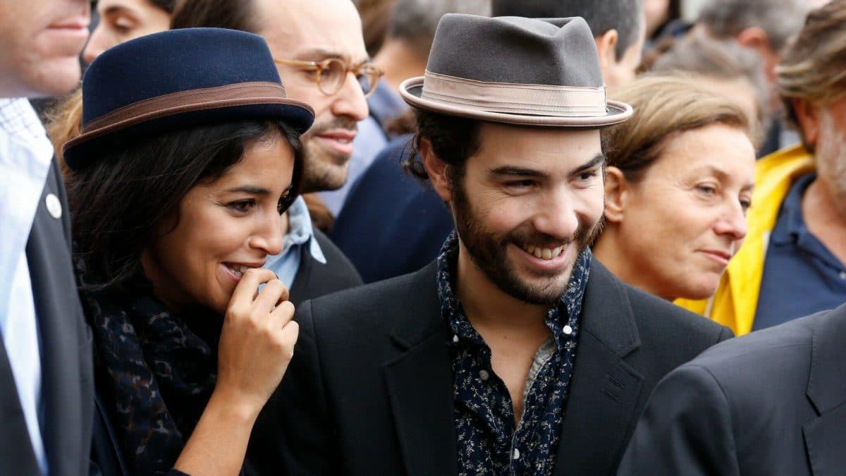 L'actrice Leïla Bekhti rend hommage à son époux Tahar Rahim dans l'émission C à Vous de ce mercredi 22 septembre!