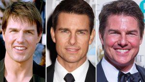 Tom Cruise choque la toile: l'acteur apparaît avec un visage bouffit et peu raisonnable!