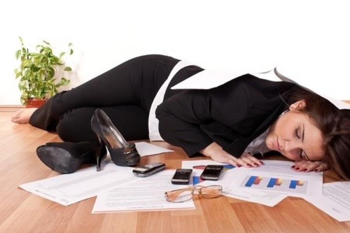 Astuce bien-être : astuces pour se détendre les nerfs après une journée intense de travail!