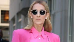 Céline Dion va mal, la chanteuse souffre de violents spasmes musculaires !