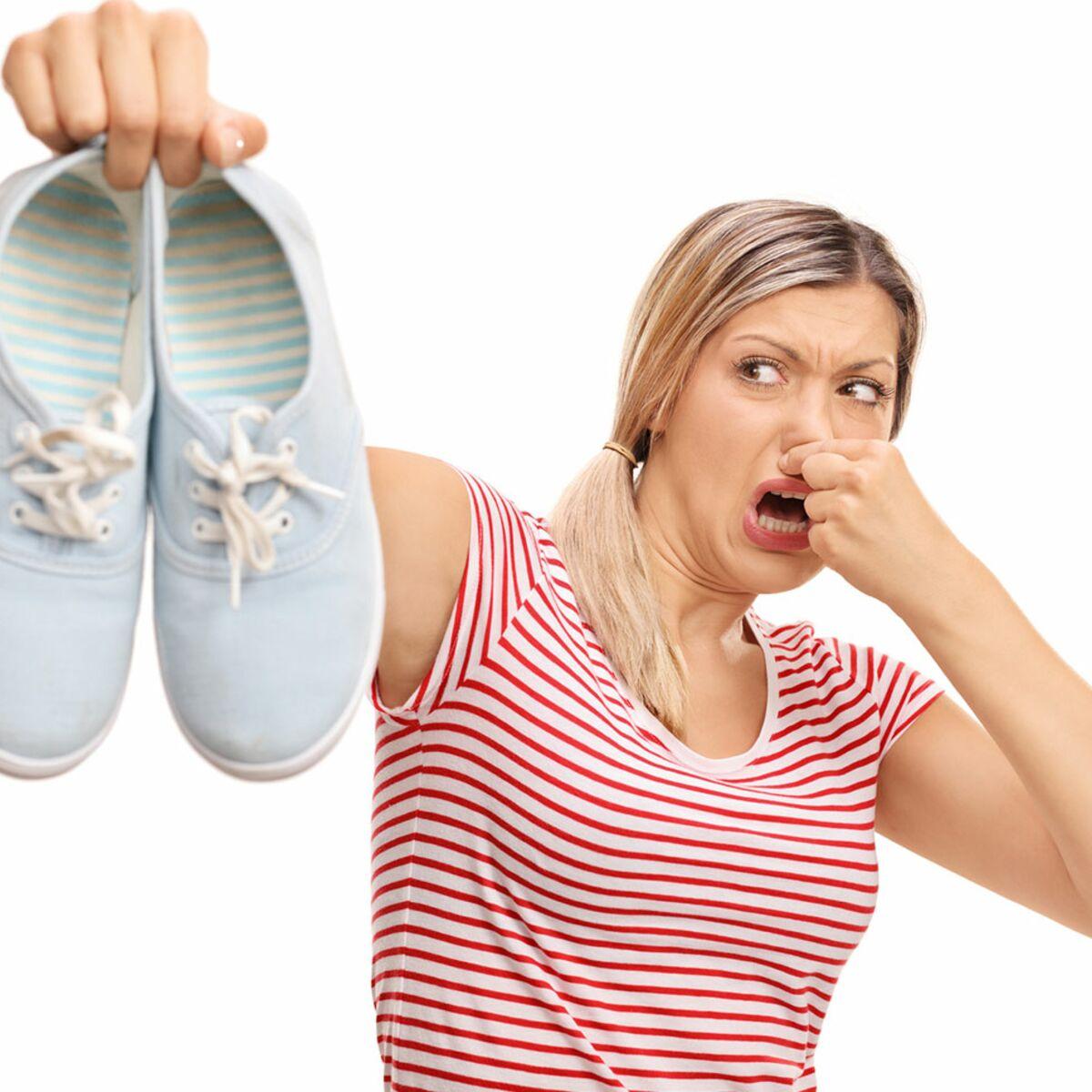 Astuce bien-être : comment éviter que vos chaussures ne sentent mauvais ?