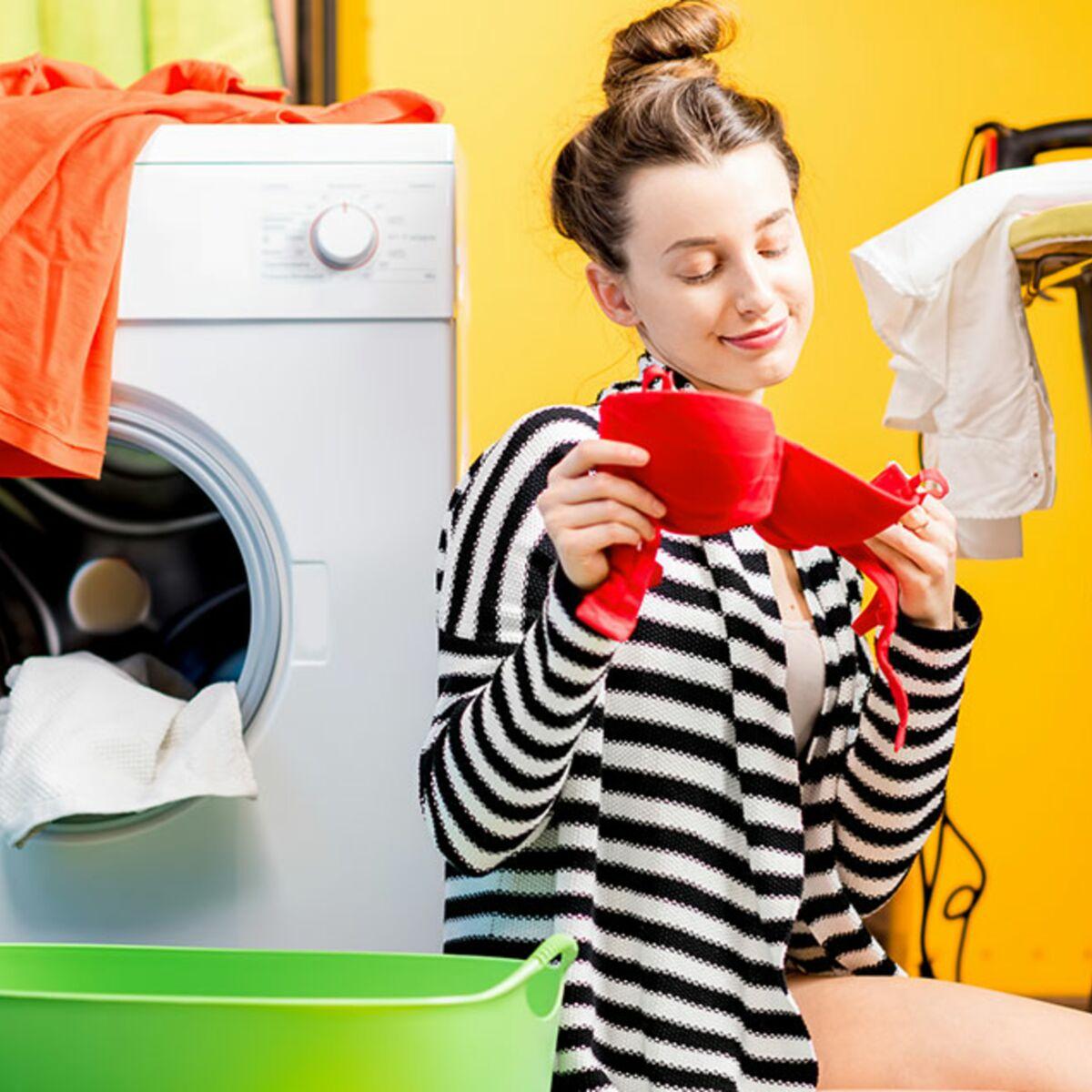 Astuces femme : à quelle fréquence dois-je laver mon soutien-gorge ?