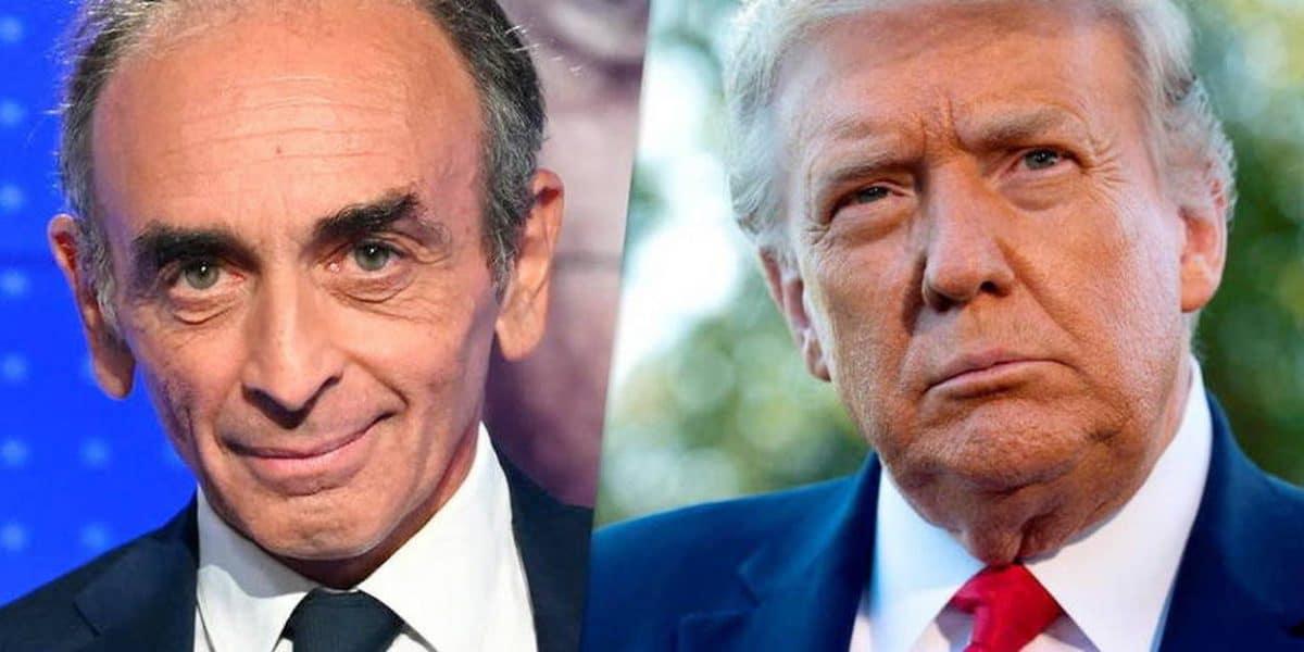 Eric Zemmour serait-il le Donald Trump français?