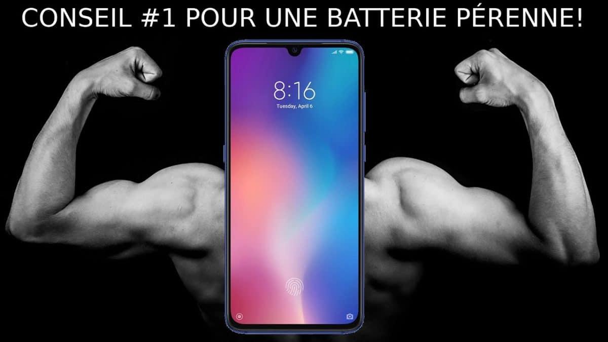 Comment booster la résistance de la batterie de votre téléphone?