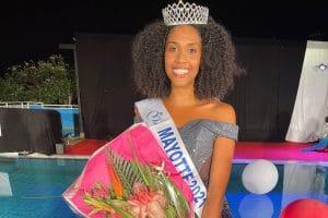 Miss France 2022 : pleins feux sur Anna Ousséni, qui est la Miss Mayotte 2021 !
