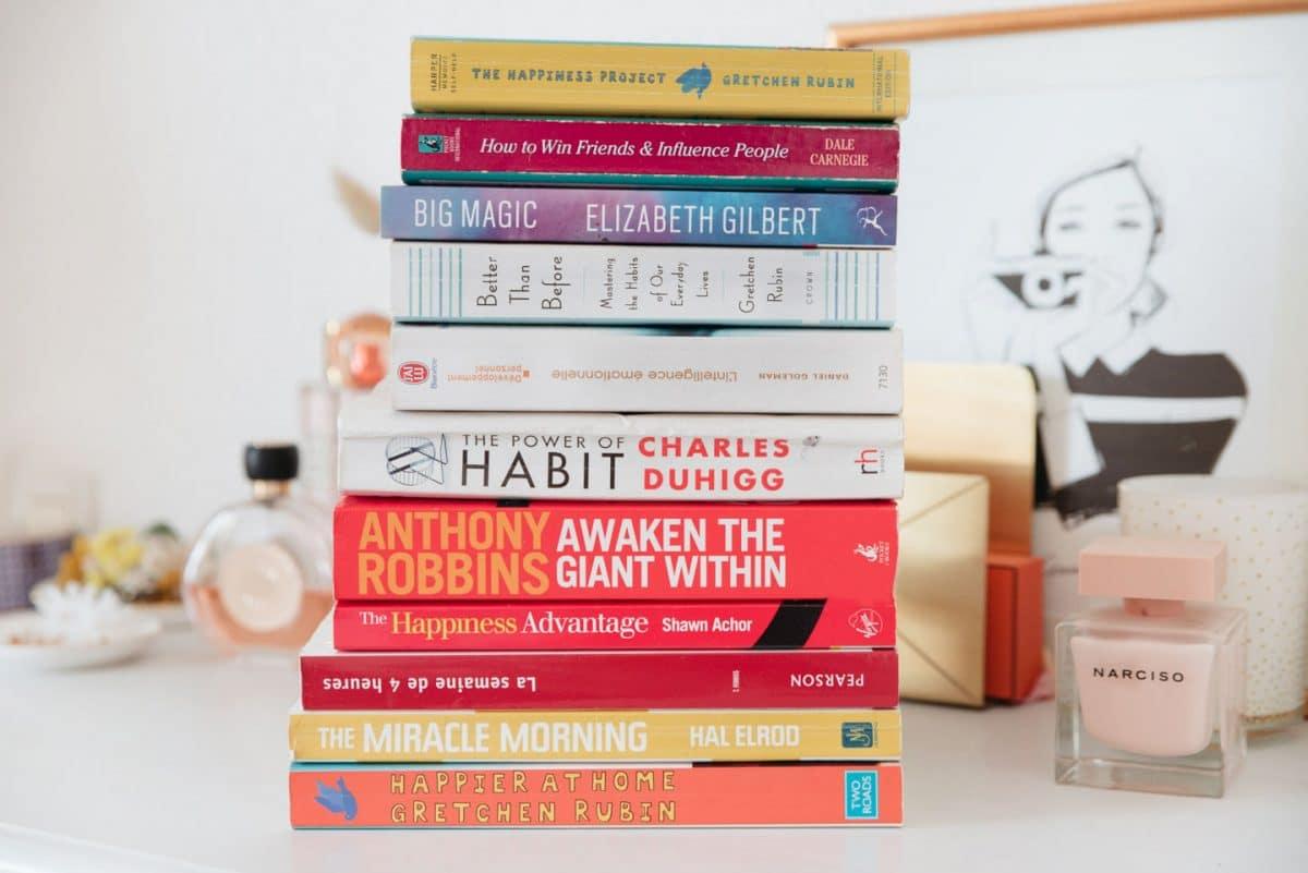 Astuce bien-être : Les livres de développement personnel à lire pour retrouver une confiance en soi