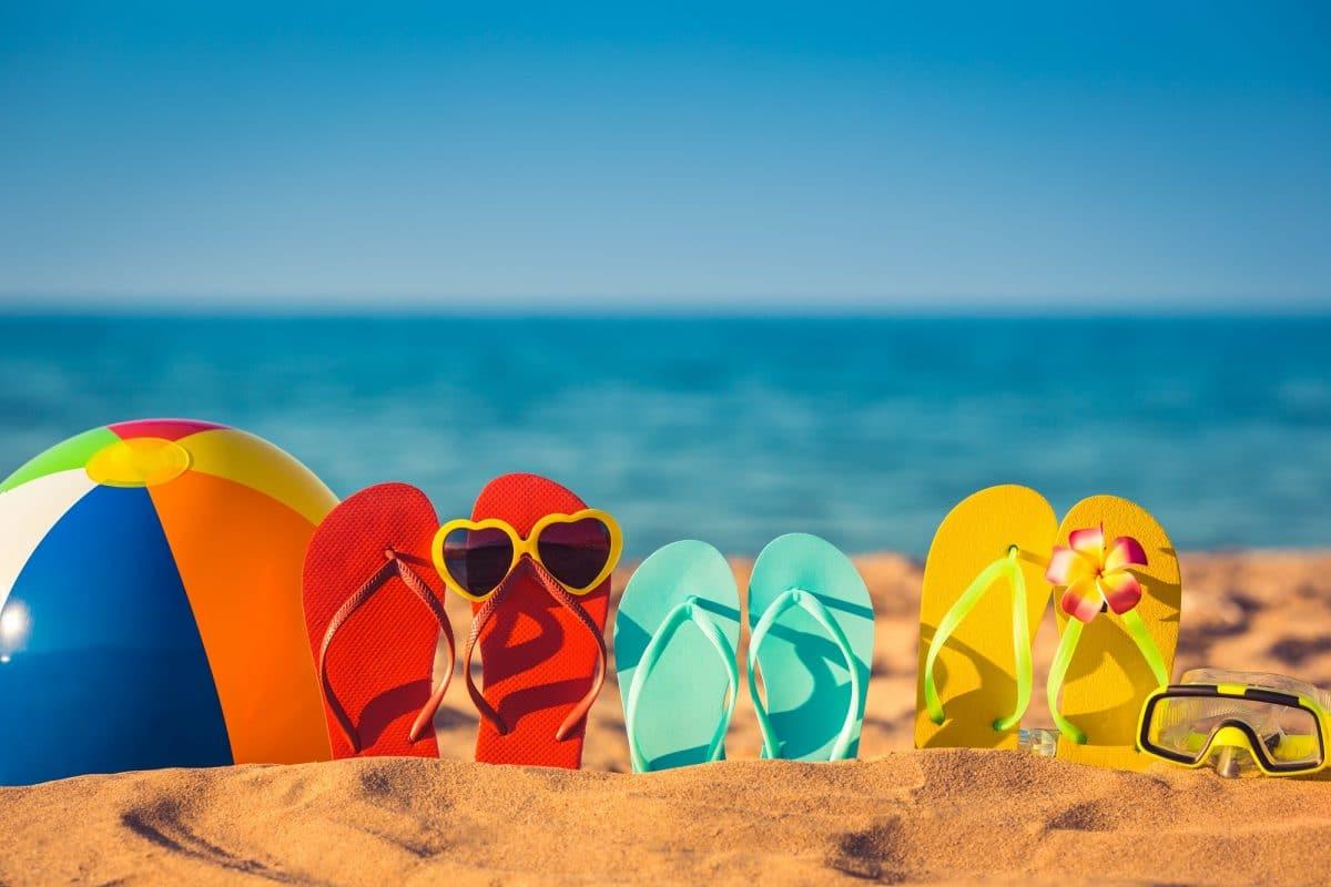 Qu'est-ce que vous ne devez pas oublier quand vous passez une journée à la plage?