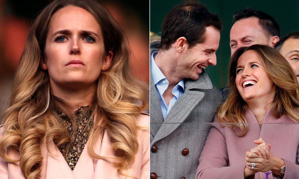 Les taquineries d'Andy Murray à sa femme Kim Sears à l'occasion de son anniversaire!