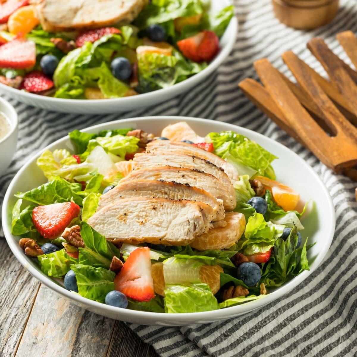 Astuces cuisine: voici les meilleurs moyens pour réussir sa salade en toute saison!