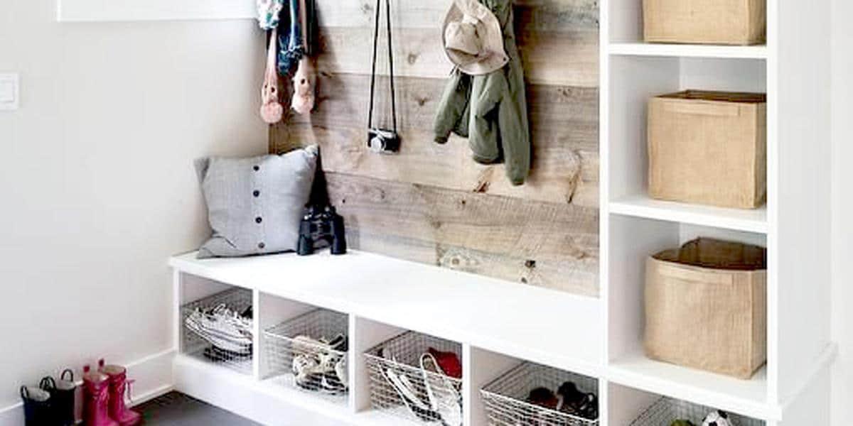 Décoration : Voici la meilleure astuce pour ranger l'entrée de votre demeure avec style !