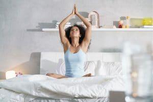 Les routines de yoga à adopter le matin!